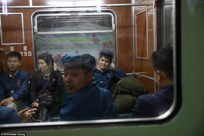 Hé lộ cuộc sống bên trong đất nước Triều Tiên ảnh 36