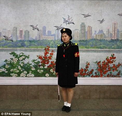 Hé lộ cuộc sống bên trong đất nước Triều Tiên ảnh 38