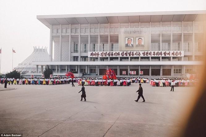 Hé lộ cuộc sống bên trong đất nước Triều Tiên ảnh 25