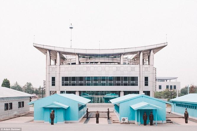 Hé lộ cuộc sống bên trong đất nước Triều Tiên ảnh 28