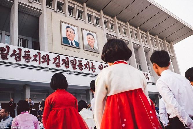 Hé lộ cuộc sống bên trong đất nước Triều Tiên ảnh 18