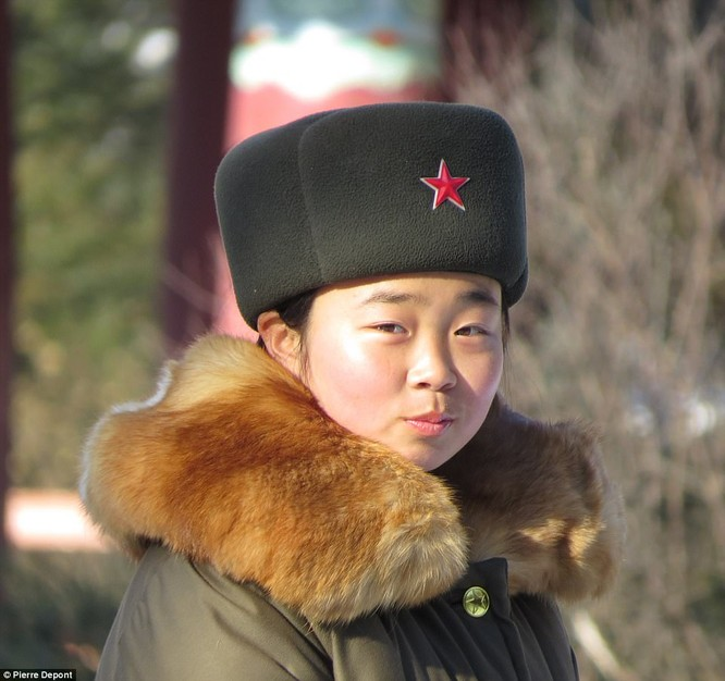 Những hình ảnh hiếm hoi về cuộc sống yên bình của trẻ em Triều Tiên ảnh 5