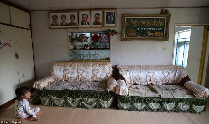 Những hình ảnh hiếm hoi về cuộc sống yên bình của trẻ em Triều Tiên ảnh 13