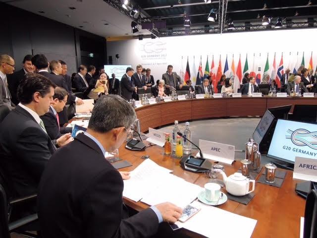 Bộ TT&TT tham dự Hội nghị Bộ trưởng các nền kinh tế số G20 ảnh 2