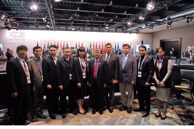 Bộ TT&TT tham dự Hội nghị Bộ trưởng các nền kinh tế số G20 ảnh 1