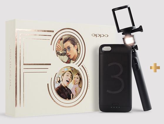 """OPPO F3 sắp """"chào sân"""", vẫn có selfie camera kép ảnh 1"""