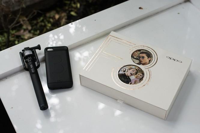Ra mắt OPPO F3: Có camera selfie kép như F3 Plus, giá 7,49 triệu đồng ảnh 1