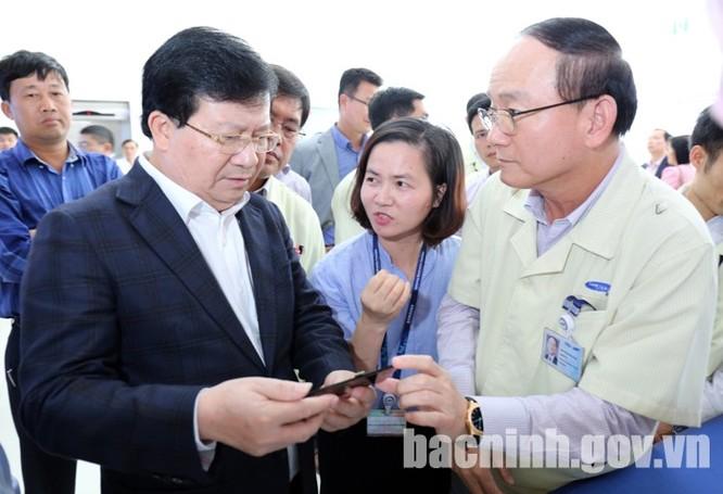 """70 quốc gia và vùng lãnh thổ đã nhập khẩu sản phẩm Samsung """"made in Vietnam"""" ảnh 1"""