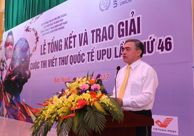 Việt Nam 2 lần giành Giải Vàng sau 30 năm tham gia UPU quốc tế ảnh 1