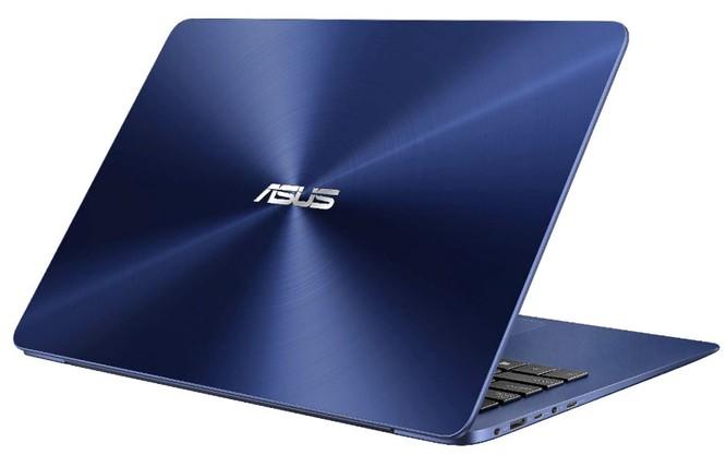 Laptop ASUS ZenBook UX430 tốc độ cao, pin khủng, giá 19,99 triệu đồng ảnh 1