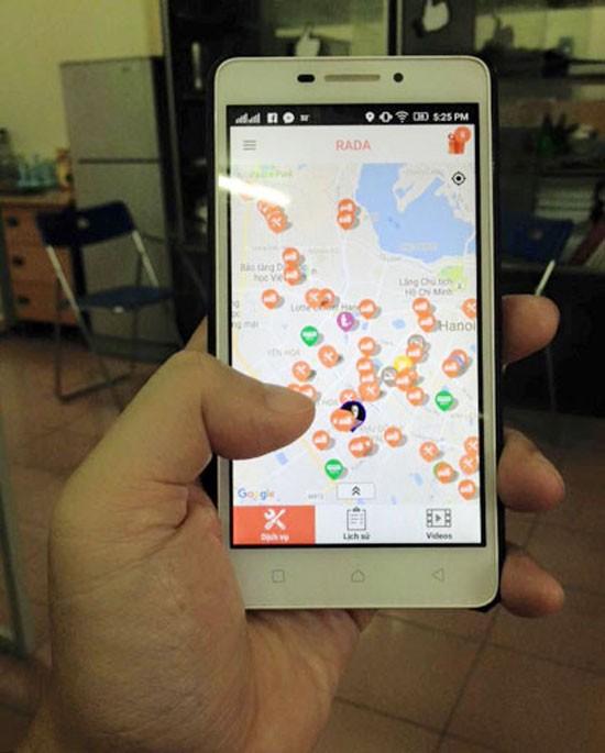 Start-up Rada bắt tay Huetronics nối dài dịch vụ đến Huế ảnh 1