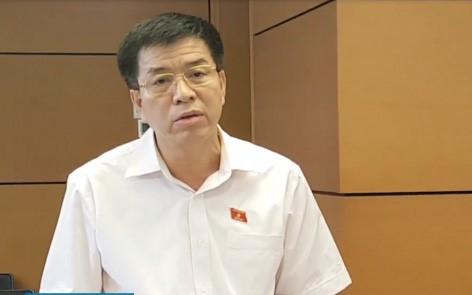 Thiếu tướng Lâm Quang Đại - Đại biểu Quốc hội đoàn TP HCM