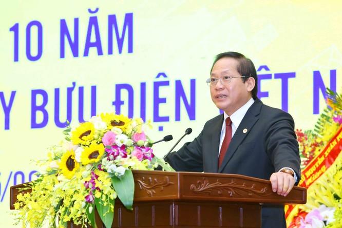 """Phó Thủ tướng Vũ Đức Đam: Thấy chữ """"Bưu điện Việt Nam"""" là thấy niềm tin ảnh 1"""