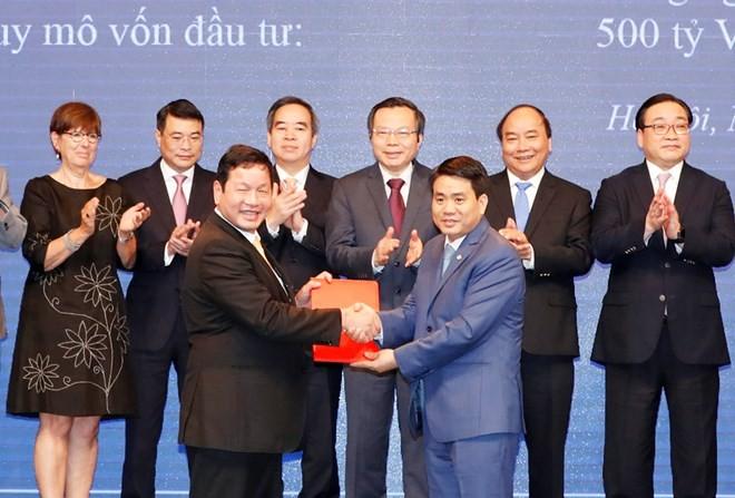 FPT sẽ triển khai hệ thống giao thông thông minh cho Hà Nội, đề xuất theo mô hình cho thuê dịch vụ công nghệ. (Ảnh: FPT)