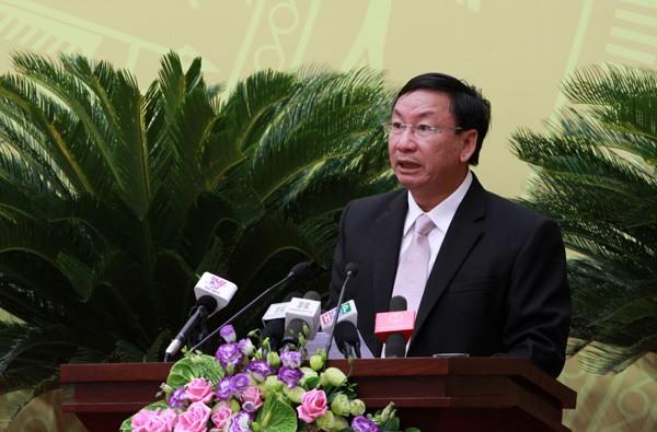 """Hà Nội: Không ngại sự xung đột giữa chợ truyền thống và """"chợ online"""" ảnh 1"""