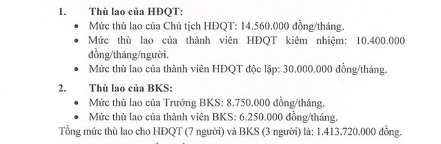 Doanh thu nghìn tỷ, lợi nhuận trăm tỷ, tướng quân đội nhận thù lao 3 triệu đồng/tháng ảnh 2