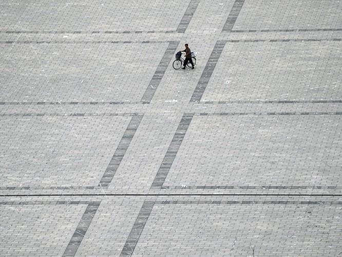"""""""Vén màn"""" cuộc sống đời thường ở Triều Tiên ảnh 4"""