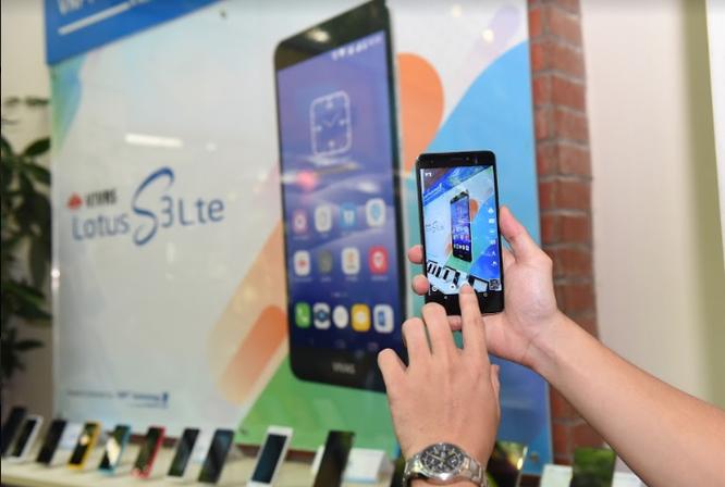 VNPT Technology ra mắt smartphone 4G giá dưới 4 triệu đồng ảnh 1