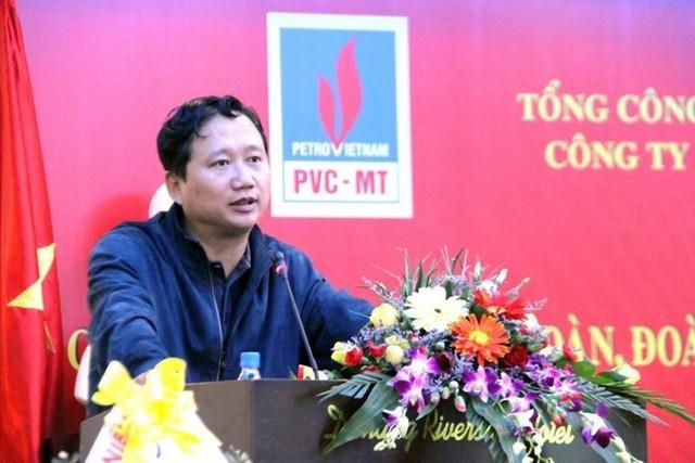 Trịnh Xuân Thanh khi điều hành con thuyền PVC đã ngập trong thua lỗ.