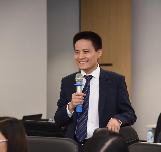 ông Thomas Zhou, Tổng Giám đốc của Huawei tin vào khả năng phát triển và đáp ứng nhu cầu tại thị trường Việt Nam
