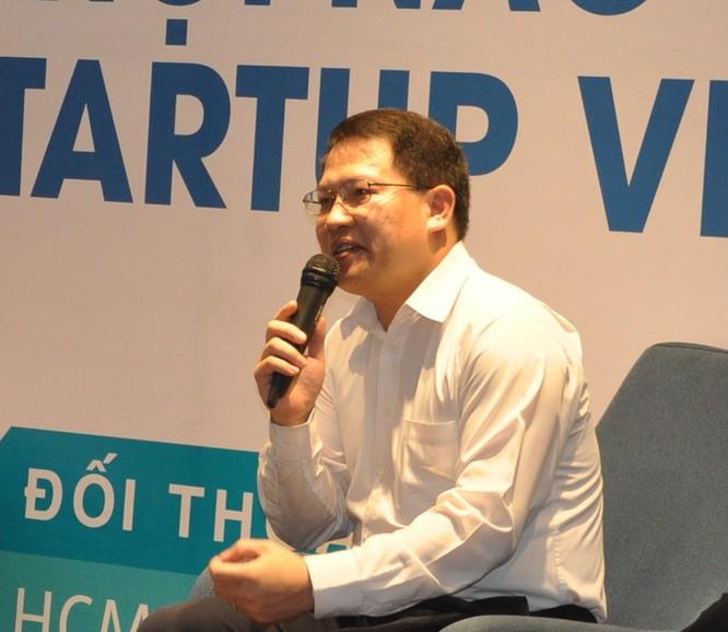 Ông Nguyễn Văn Tấn - PTGĐ VNPT-Media - Phó trưởng ban tổ chức Giải thưởng Nhân tài Đất Việt 2017