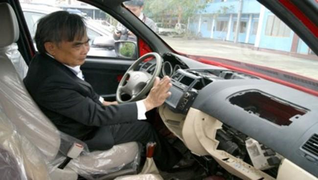 Ông Bùi Ngọc Huyên – Chủ tịch HĐQT Công ty Vinaxuki.