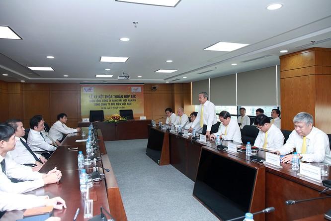 Bưu điện hợp tác với Hàng hải phát triển các Hub trung chuyển hàng hóa ảnh 1