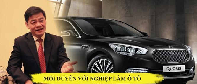 Ông Trần Bá Dương đã dốc bao công sức và tâm huyết với ngành công nghiệp ô tô trong những năm qua