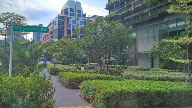 """""""Lạc lối"""" góc nhỏ bình yên ở Singapore thời CMCN 4.0 ảnh 1"""
