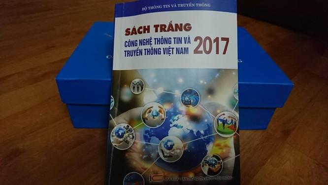 Bộ TT&TT chính thức phát hành Sách Trắng CNTT-TT Việt Nam 2017 ảnh 1