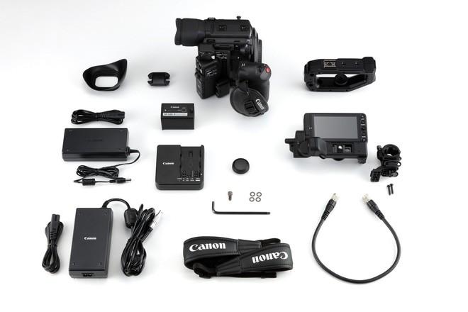 Canon Cinema EOS C200: Quay phim 4K ở định dạng MP4, giá 197 triệu đồng ảnh 2