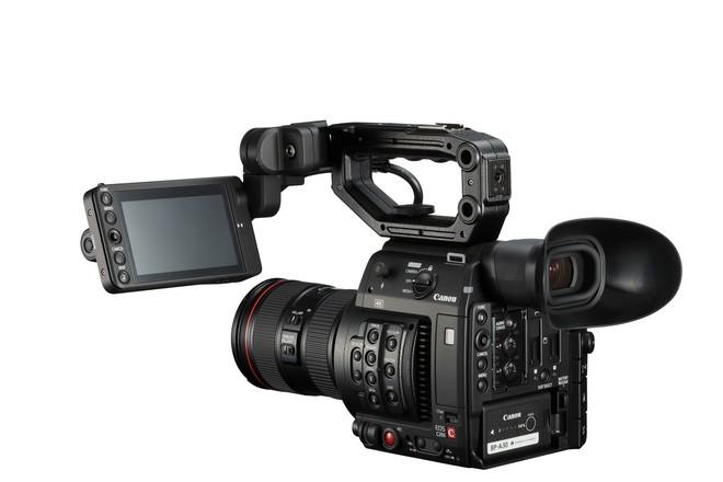 Canon Cinema EOS C200: Quay phim 4K ở định dạng MP4, giá 197 triệu đồng ảnh 1