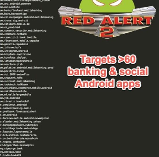 Cảnh báo: Mã độc Red Alert 2.0 tấn công ứng dụng ngân hàng trực tuyến ảnh 3