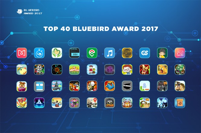 Bluebird Award 2017 bổ sung 10 Giải thưởng tham dự sự kiện Taipei Game Show ảnh 1