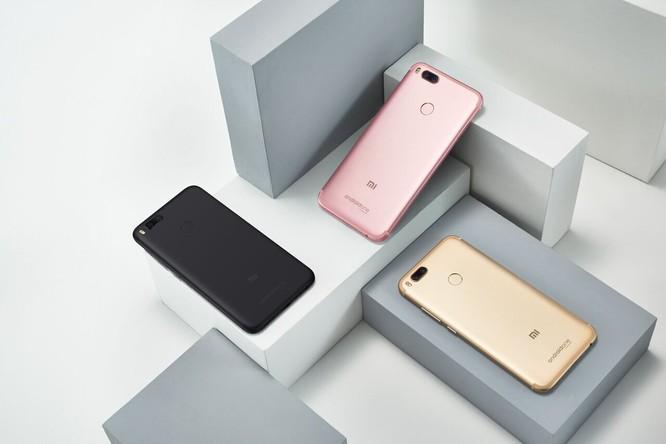 Xiaomi Mi A1 sẽ lên kệ sớm tại Việt Nam, giá 5.990.000 đồng ảnh 1