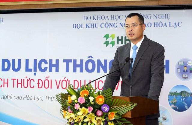 Thứ trưởng Bộ Khoa học Công Nghệ Phạm Đại Dương.