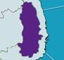 Miền Bắc se lạnh, Trung và Nam Bộ mưa lớn diện rộng ảnh 9