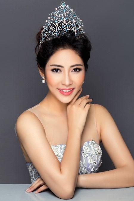 Đặng Thu Thảo cho biết nếu tân Hoa hậu không đẹp nhưng trả lời ứng xử thông minh hay tâm hồn đẹp thì cô chấp nhận.