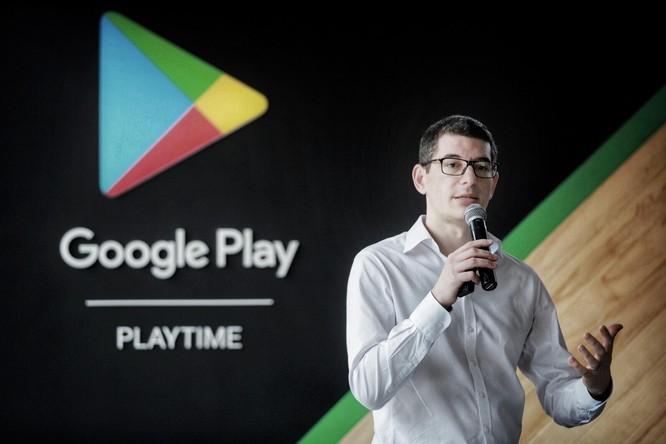 James Sanders - Giám đốc khu vực của Google Play Châu Á