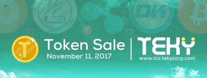 TEKY phát hành Token TMĐT và Giáo dục STEM đầu tiên trên thế giới ảnh 1