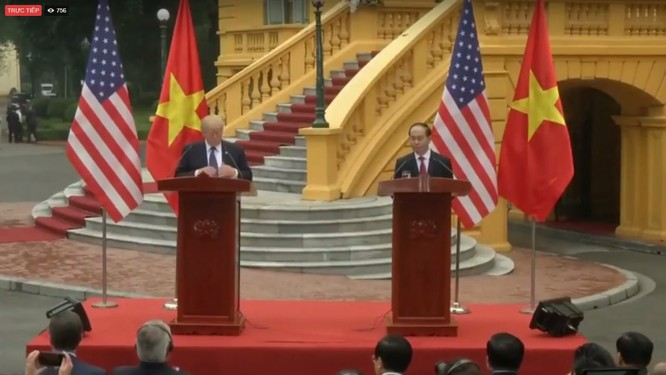 Việt-Mỹ đạt thỏa thuận thương mại công bằng, có đi có lại ảnh 8