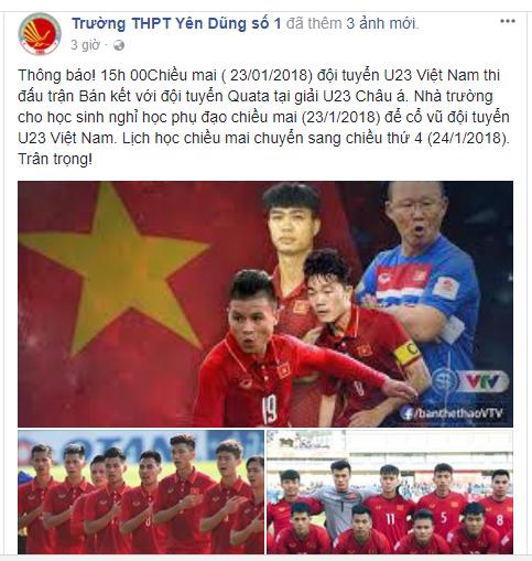 """Những bức ảnh thể hiện ý chí """"ngùn ngụt"""" của Cổ động viên U23 Việt Nam ảnh 8"""