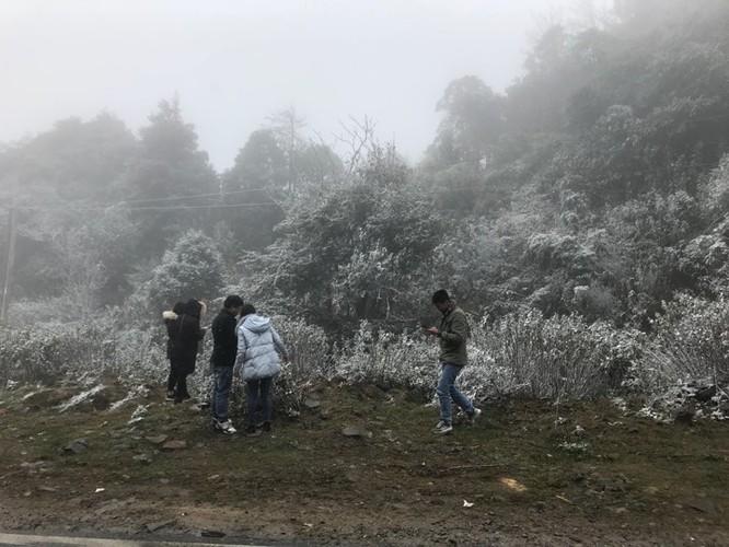 Video: Tuyết rơi dày phủ trắng Sapa ảnh 1
