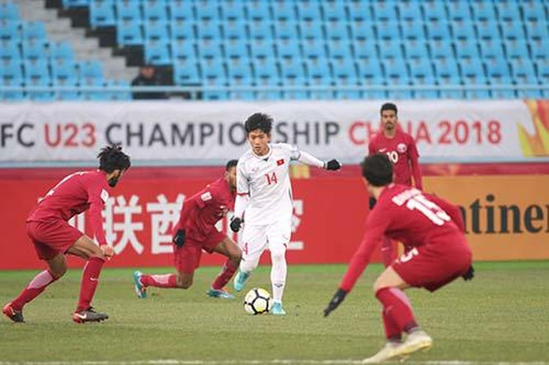 TRỰC TIẾP U23 Việt Nam - U23 Qatar: Kéo nhau vào hiệp phụ - 10