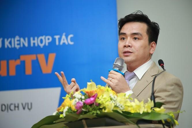 ông Hán Hữu Hải - Chủ tịch HĐQT kiêm Giám đốc điều hành YourTV