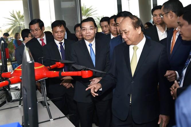 Thủ tướng: Kỳ vọng Khu CNC Hòa Lạc là nơi xây dựng hệ sinh thái khởi nghiệp ảnh 2