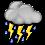 Sáng ngày Giỗ Tổ, cả nước có mưa, Hà Nội có mưa lớn ảnh 2
