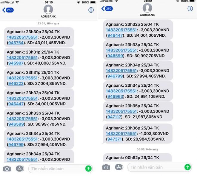 Vụ 400 khách hàng mất tiền trong tài khoản Agribank: 7 điểm người dùng cần lưu ý ảnh 1