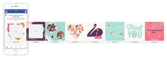 Mother's Day trở thành một trong những ngày trọng đại nhất của cộng đồng Facebook ảnh 1