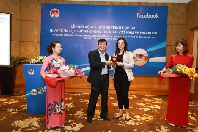 Facebook triển khai kênh chia sẻ thông tin để ứng phó thảm họa thiên tai tại Việt Nam ảnh 1